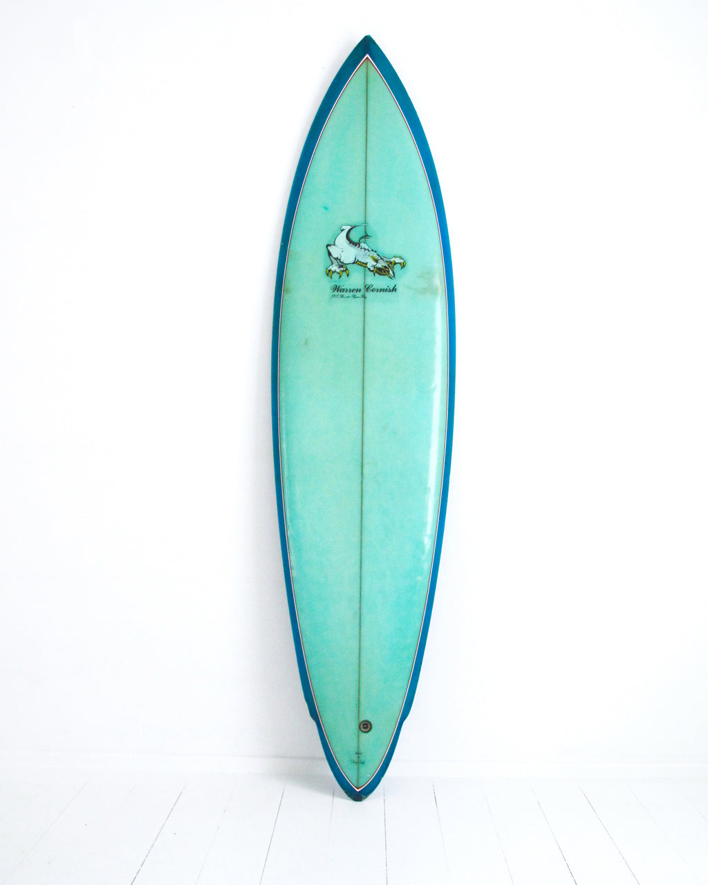 WARREN CORNISH - 6'8 Single Fin