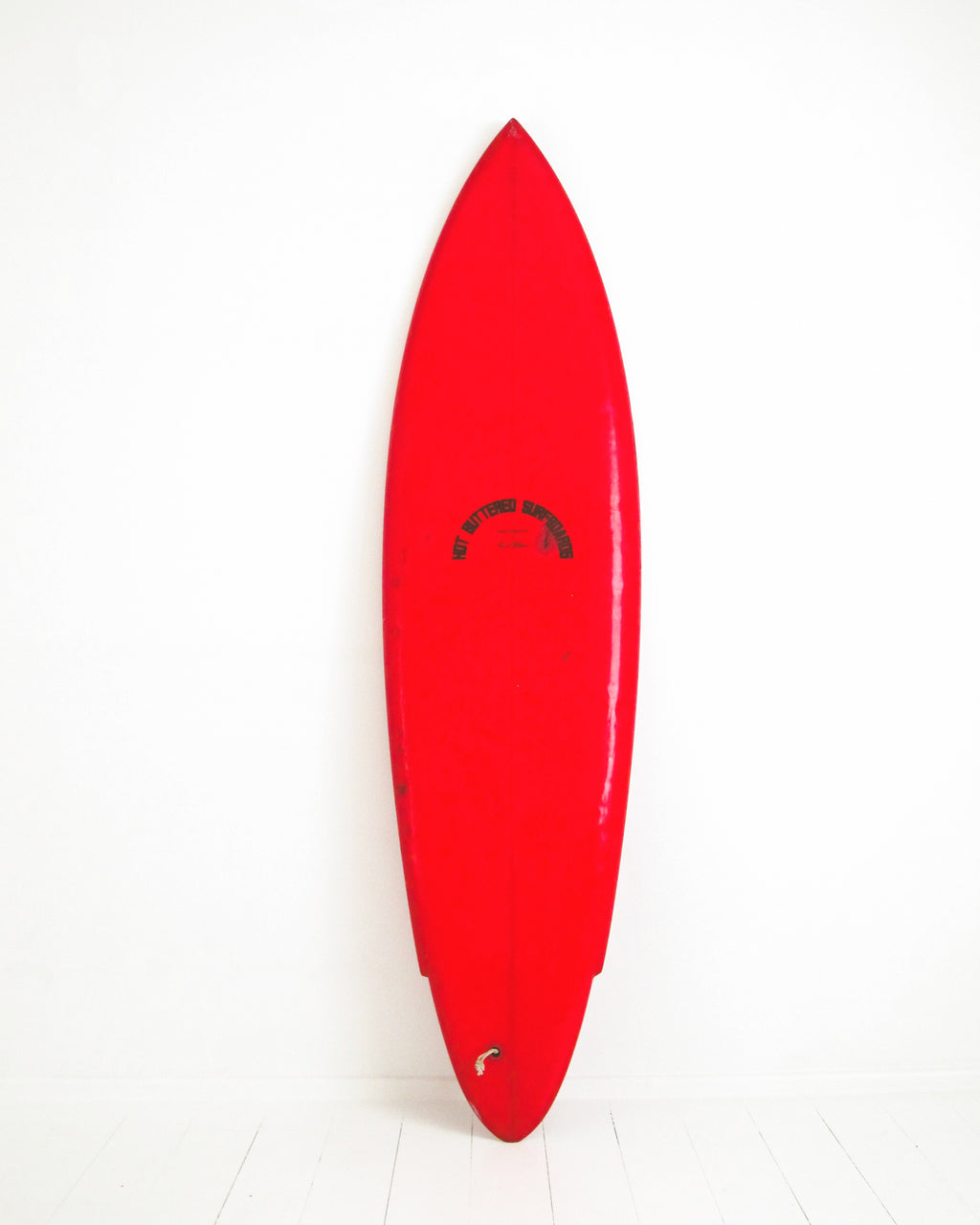 HOT BUTTERED - 6'8 Single Fin, Pintail, Flyers