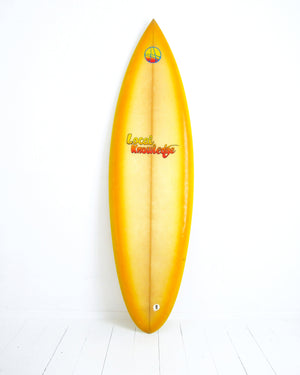 LOCAL KNOWLEDGE - 6'2 Single Fin