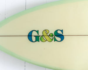 G&S, HOT STUFF - 7'0 Single Fin