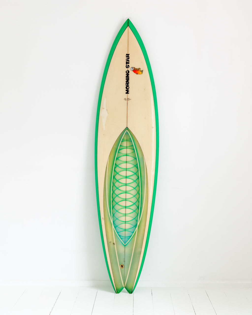 MORNING STAR - 6'9 Single Fin