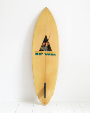 RIPCURL -  5'10 Box Single Fin