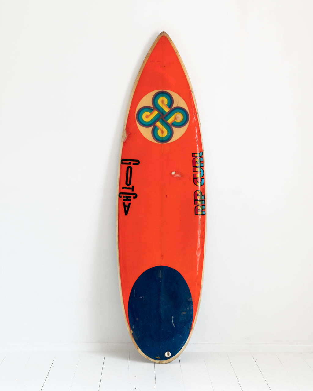 Cheyne Horan Model - 5'10 Ben Lexen Winged Keel Single Fin Shaped by Terry Fitzgerald
