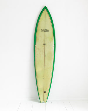 McCOY - 7'2 Larry Blair Model, Single Fin