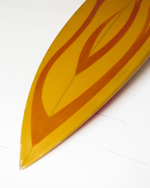 MORNING STAR - 7'5 Single Fin