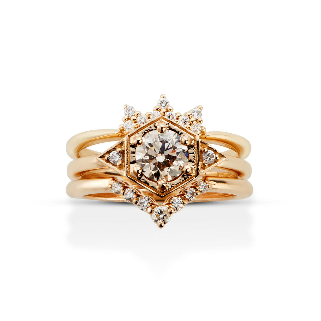 GATSBY RING STACK