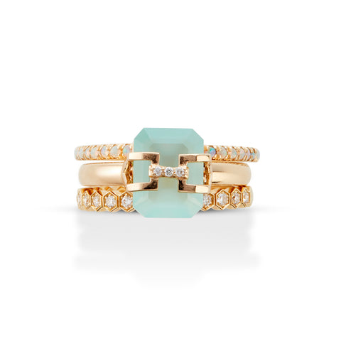 SAUVAGE RING AQUA