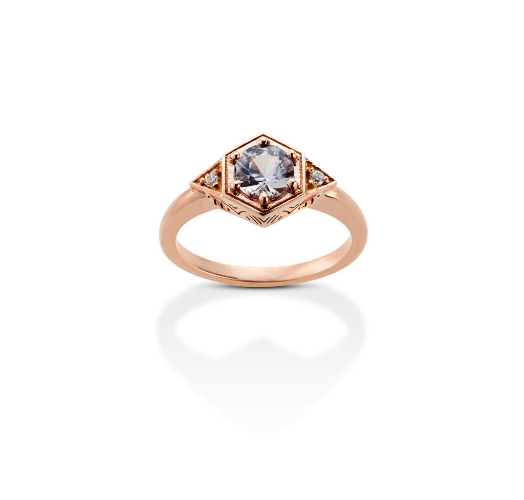 GATSBY RING ROSE