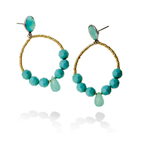 CRUZ EARRINGS - WHOLESALE
