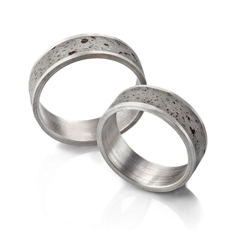 PAVE CHANNEL RINGS