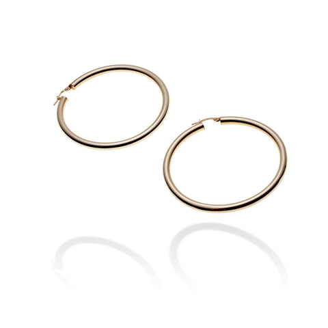 ERA DISCO HOOPS