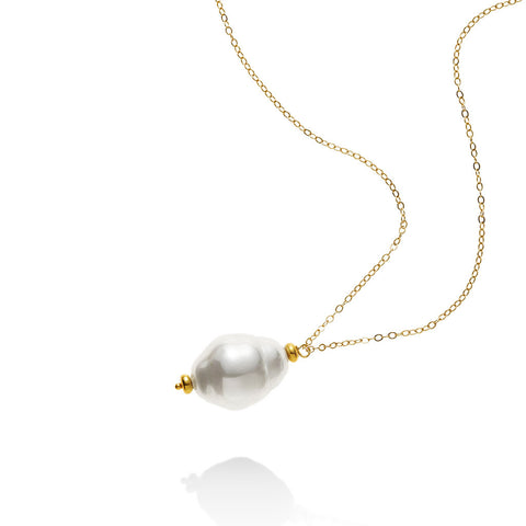 LUXE PEARL NECKLACE