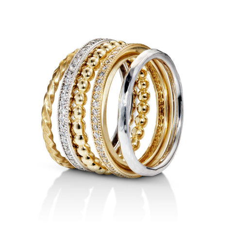 AMY STACKING RING SET