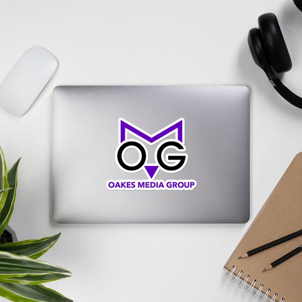Oakes Media Group Stickers
