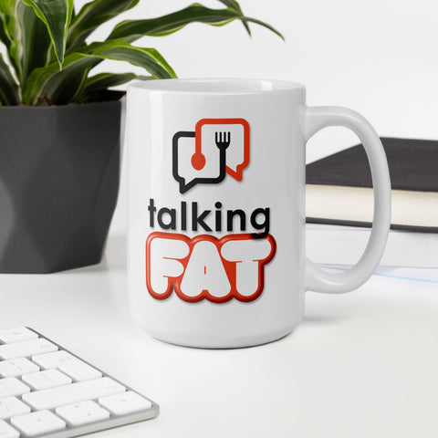 Talking Fat Mug