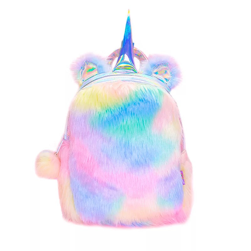 Colorful Unicorn Kids Backpack