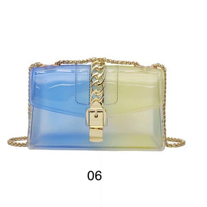 Summertime Fun Jelly Handbag