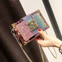 Sparkly Chic Crossbody Bag