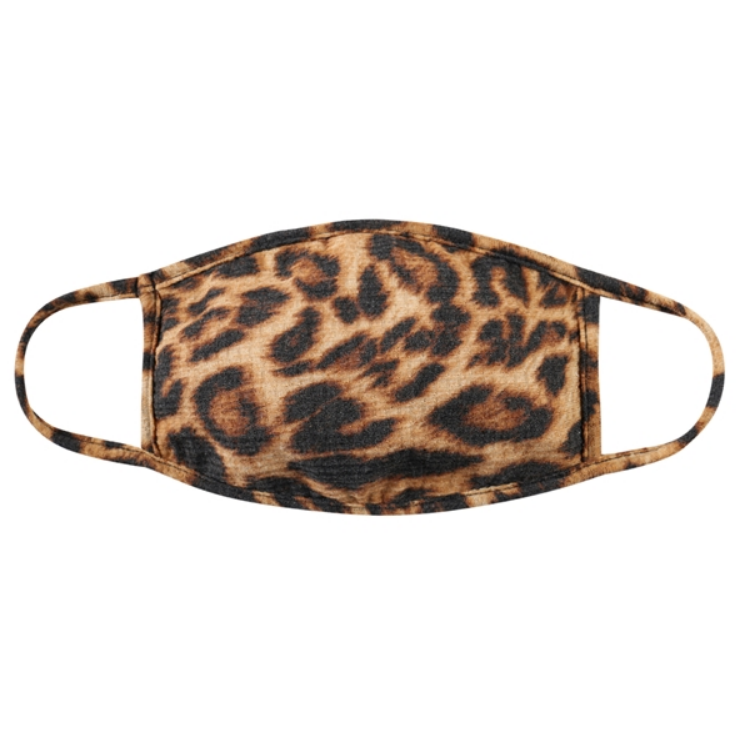 LEOPARD DESIGN JERSEY / ADULT / SMALL WOMENS / YOUTH / KIDS