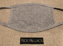 Load image into Gallery viewer, LIGHT GREY HEATHER / 15 COLORS / 100% COTTON / 3 LAYERS