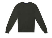 Load image into Gallery viewer, MENS CREW NECK 100% CASHMERE LUXURY SWEATER / 20 COLORS