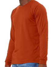 Load image into Gallery viewer, LUXE T-SHIRT LONG SLEEVE JERSEY / 4 COLORS / XS TO XX-L