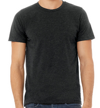 Load image into Gallery viewer, LUXE CREW NECK T-SHIRT SHORT SLEEVE JERSEY / 11 FASHION COLORS / XS TO XX-L