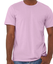 Load image into Gallery viewer, LUXE  CREW NECK T-SHIRT SHORT SLEEVE JERSEY / 5 FASHION COLORS / XS TO XX-L