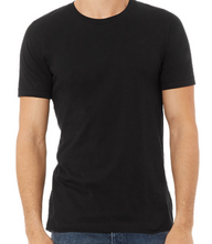 Load image into Gallery viewer, LUXE CREW NECK BASIC T-SHIRT SHORT SLEEVE JERSEY / 7 CLASSIC COLORS / XS TO XX-L