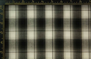 ROBE SHALL COLLAR / DEEP RICH BRITISH PLAIDS / 4 DESIGNS