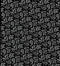Load image into Gallery viewer, PAJAMAS / SARTORIAL BLACK PAISLEY / PURPLE PAISLEY / NAVY PAISLEY / RED PAISLEY