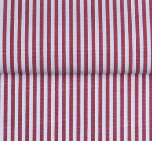 PAJAMAS / CUSTOM HABERDASHERY NARROW STRIPES / PURPLE / LIGHT BLUE / NAVY / BLACK / PINK / RED / BROWN / ORANGE / GREEN