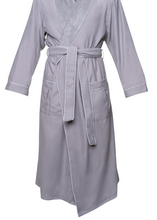 Load image into Gallery viewer, ROBE SHALL COLLAR / MEN / WOMEN / LUXURY RESORT SPA / 15 COLORS / 7 SIZES / MONOGRAMS