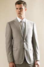 Load image into Gallery viewer, R P SUIT / SOLID TAN - SAND / CLASSIC FIT