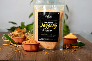 Organic Jaggery Powder - 500 gm