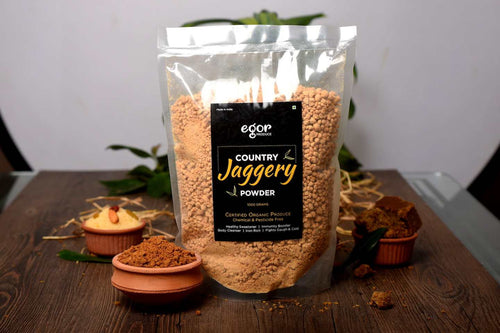 Organic Jaggery Powder - 900 gm