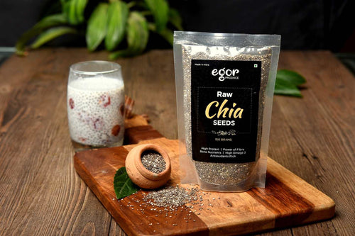 Organic Chia Seeds - 150 gm