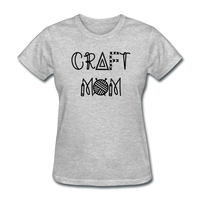 Craft Mom, Crafters Women's T-Shirt - heather gray