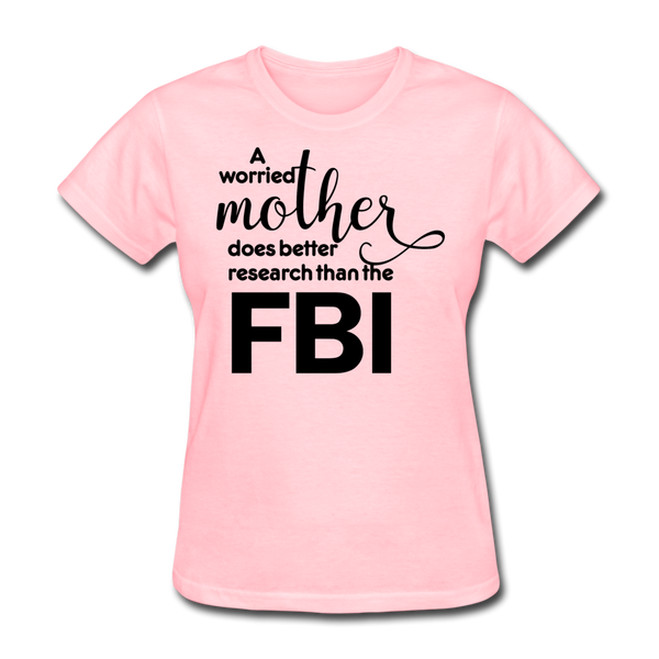 Funny Mom Shirt, FBI Mom Shirt, Best Mom Ever Shirt