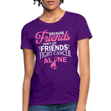 Cancer Fighting Shirt - purple