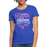 Cancer Fighting Shirt - royal blue
