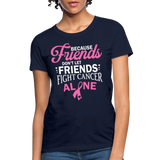 Cancer Fighting Shirt - navy