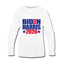 Biden Harris 2020, Mens Long Sleeve T-Shirt