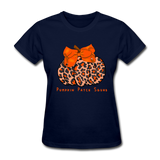 Pumpkin Patch Squad Shirt - navy