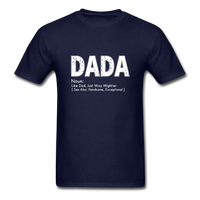 DaDa Definition Father Shirt - navy