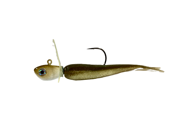 Pulse Jig With Bait - 2 Pack