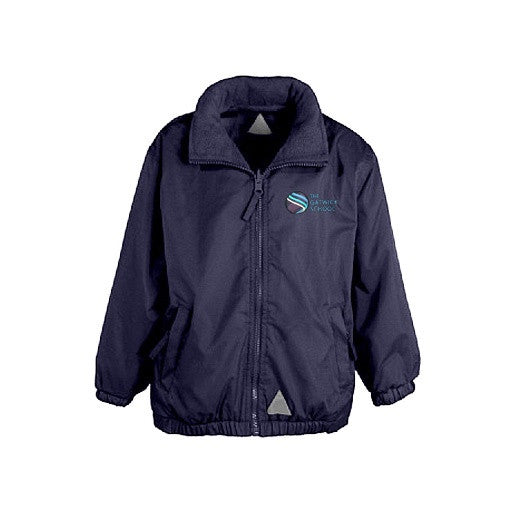 Gatwick School Junior Reversible Jacket