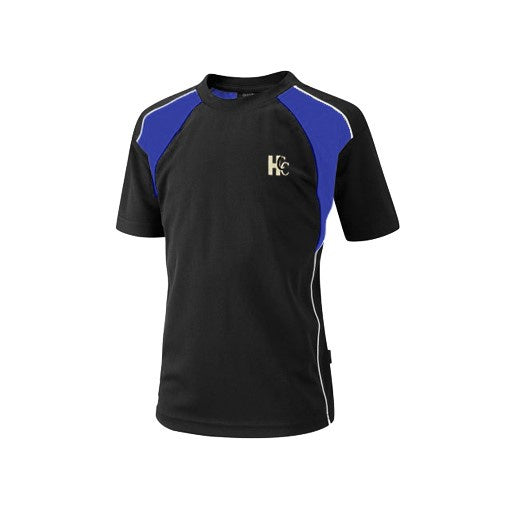 Hailsham PE Top - Simmons (Blue)