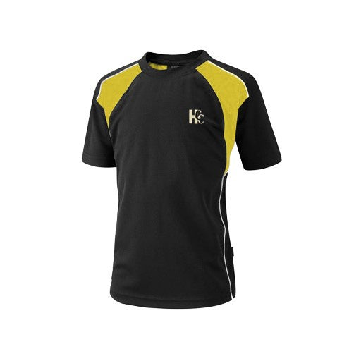 Hailsham PE Top - Farah (Yellow)
