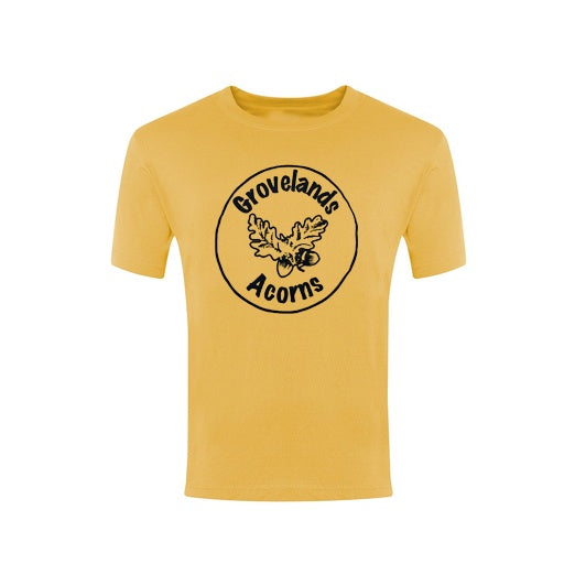Grovelands Acorns PE T-Shirt